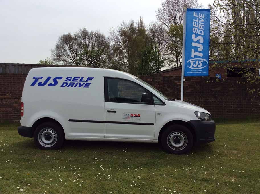 8b00d7ecfb Small Van Hire from TJS