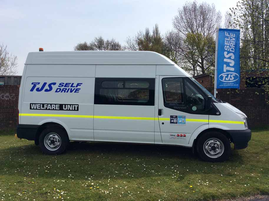 TJS Welfare Vehicle