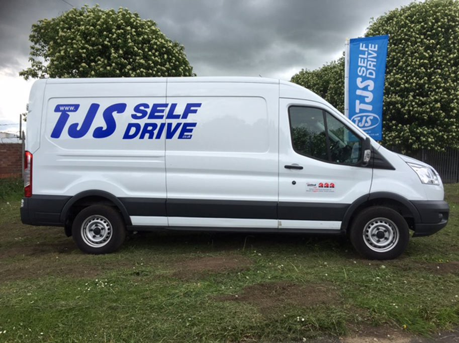 TJS Large Van