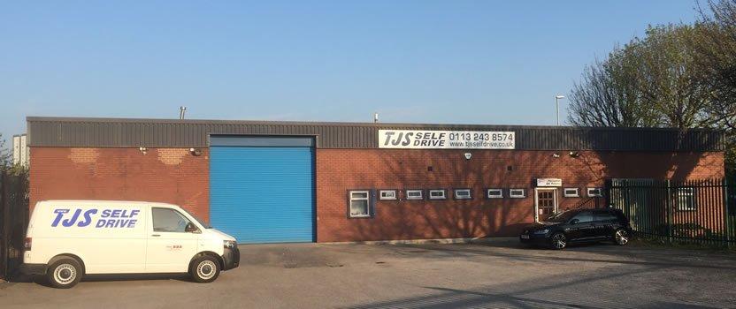 Leeds Car & Van Hire Depot