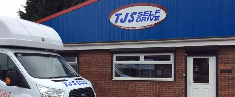 TJS Scunthorpe Depot