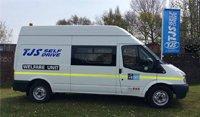 TJS Welfare Van