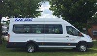 TJS 17-Seater Minibus